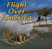 Flight Over America Video