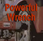 Powerful Impact Wrench