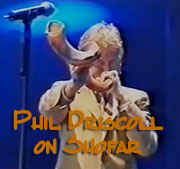 Shofar played by Phil Driscoll