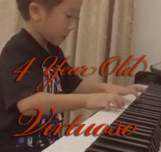 4 Year Old Virtuoso